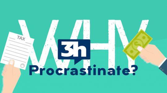 Why Procrastinate?