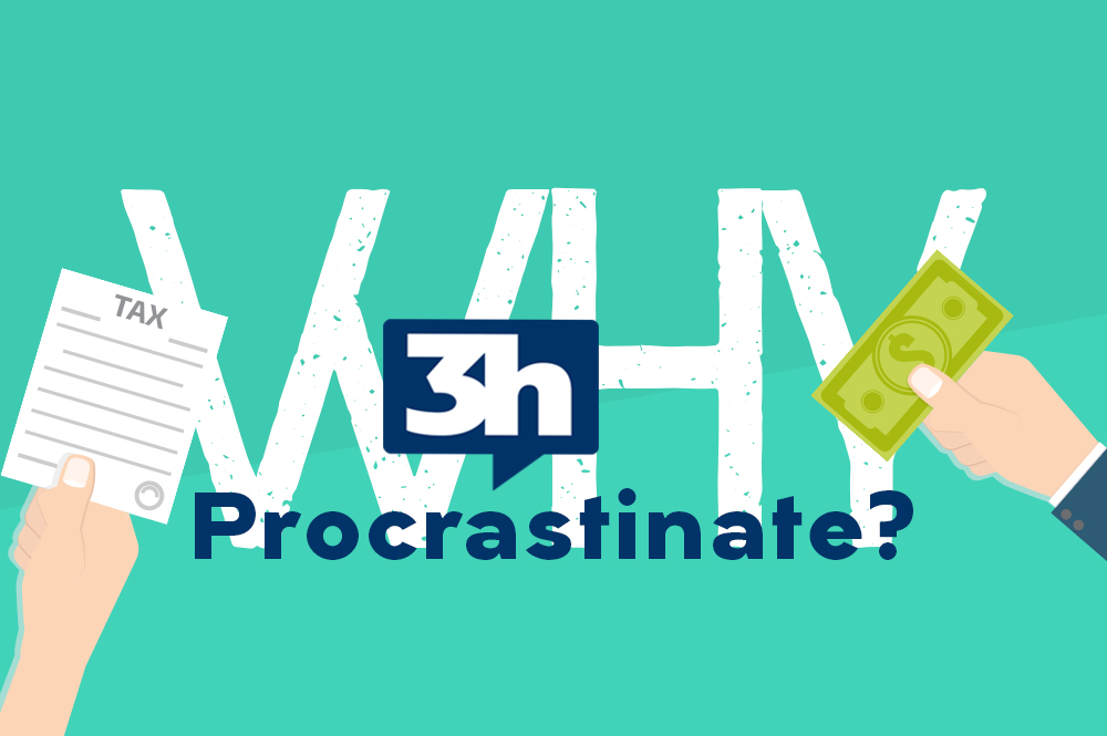 Why Procrastinate?